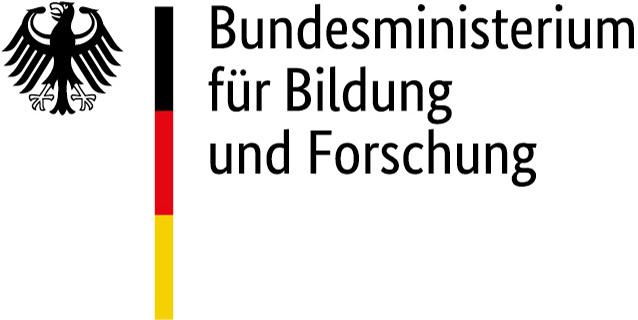 Logo vom Bundesministerium für Bildung und Forschung