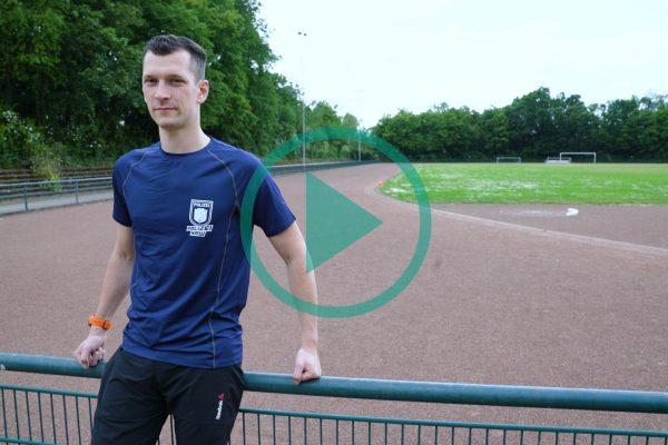 Jan Niklas wechselte ins Duale Studium bei der Polizei